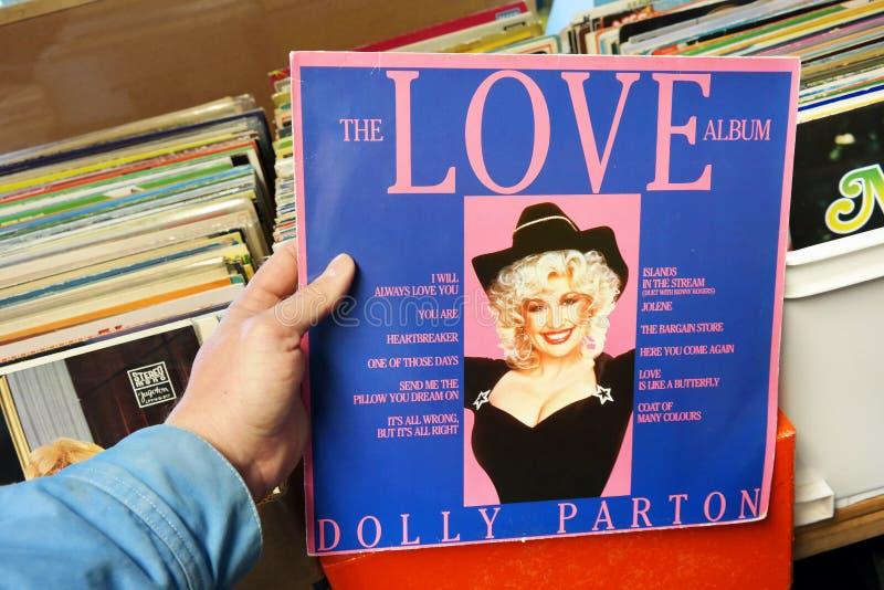 L'album d'amour images libres de droits