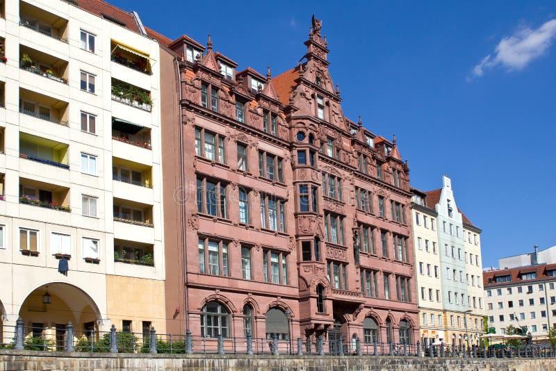 L'Allemagne, Berlin, Nicholas Quarter images stock