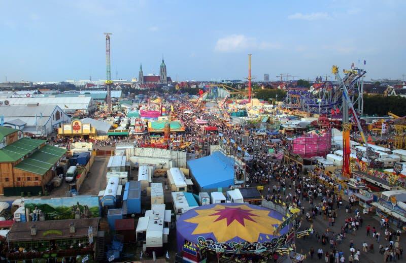 L'Allemagne, Munich, Oktoberfest photo libre de droits