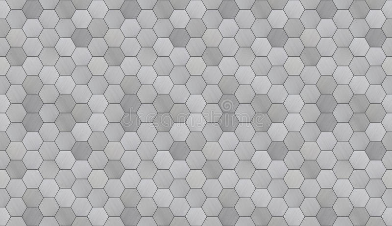 1 Hex Ceramic Tile