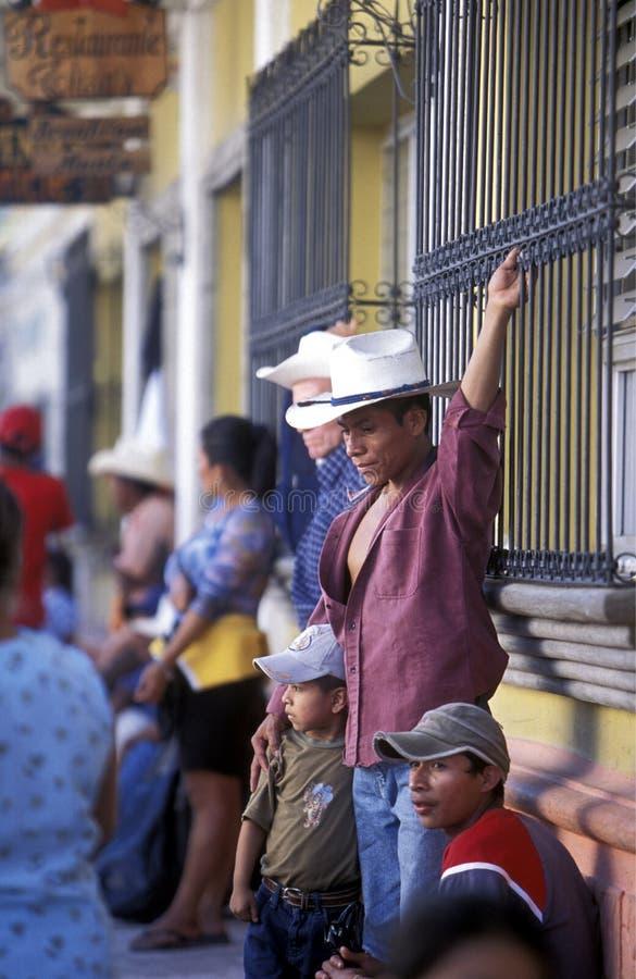 L'AMÉRIQUE LATINE HONDURAS COPAN photos libres de droits