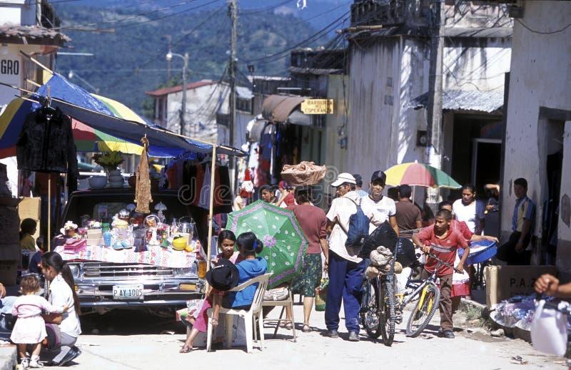 L'AMÉRIQUE LATINE HONDURAS GARCIAS images libres de droits