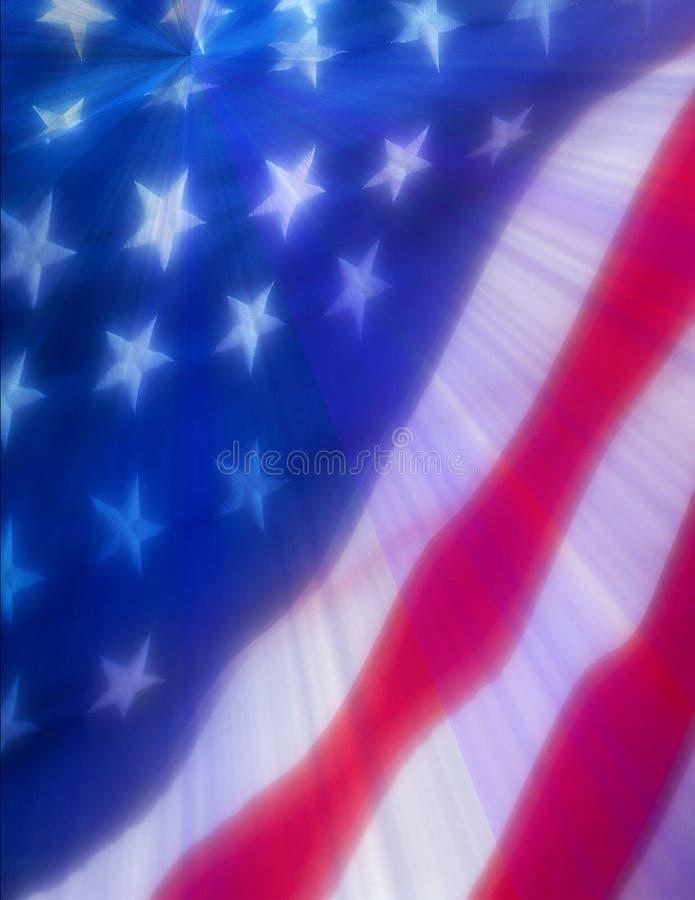 l'Amérique le beau illustration de vecteur
