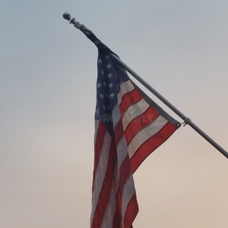 l'Amérique le beau photo stock