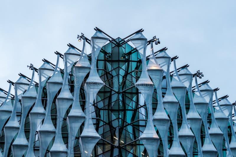 L'ambasciata americana a Londra fotografia stock libera da diritti