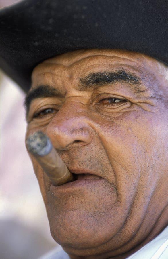 L'AMERICA CUBA SANTIAGO DI CUBA immagini stock