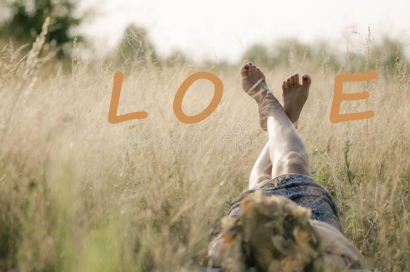 L'amore può essere espresso in molti modi immagini stock libere da diritti