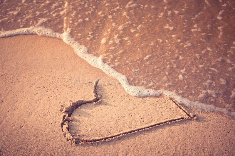 L'amour a disparu photographie stock libre de droits
