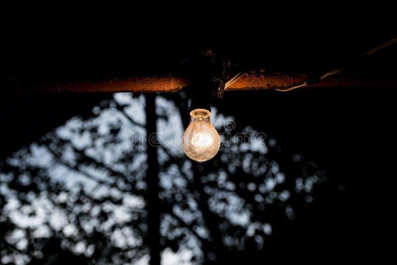 L'ampoule d'ampère images libres de droits