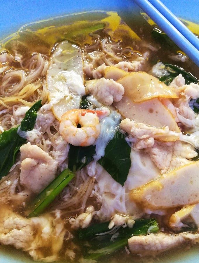 L'amusement de Hor est un repas célèbre à Singapour et en Malaisie image stock