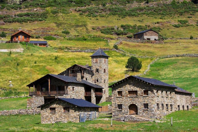 L'Andorra immagine stock