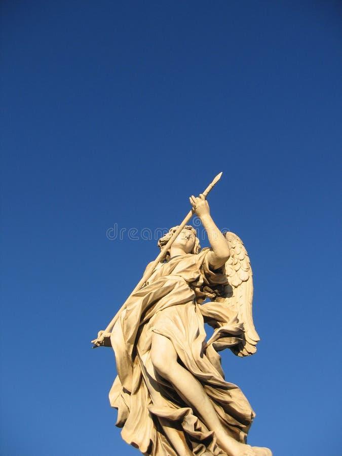 L'angelo fotografie stock libere da diritti