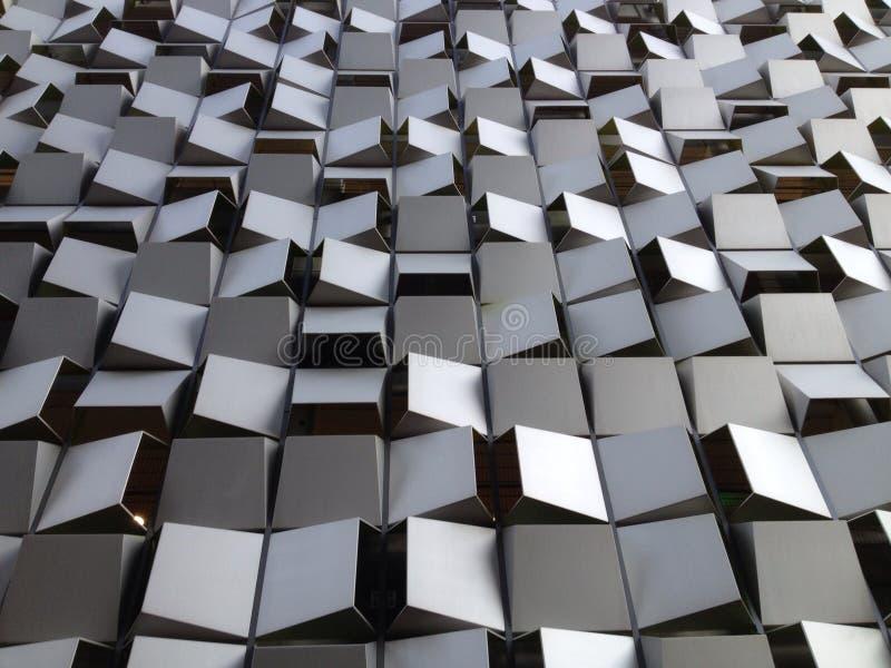 L'Angleterre britannique Yorkshire Sheffield Modern Architecture photo stock
