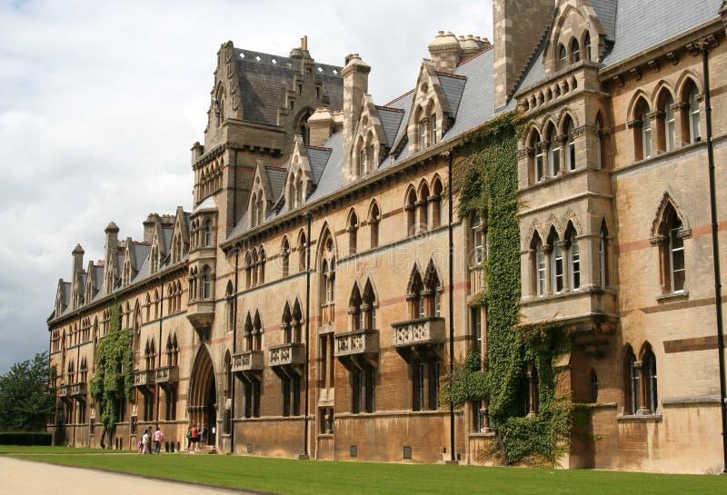 L Angleterre, Oxford Image libre de droits