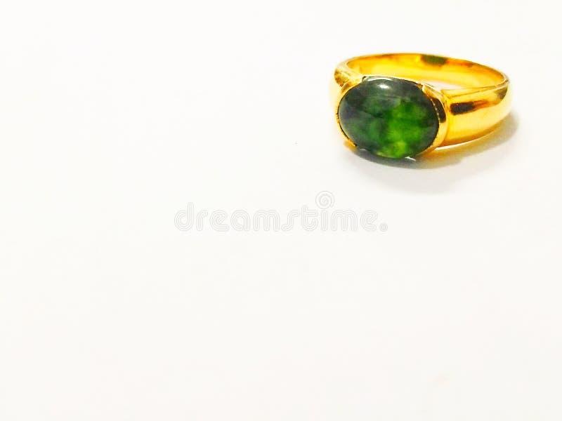 L'anneau de jade images libres de droits