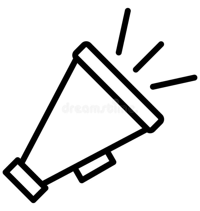 L'annuncio ha isolato l'icona di vettore che può modificare o pubblicare facilmente illustrazione di stock
