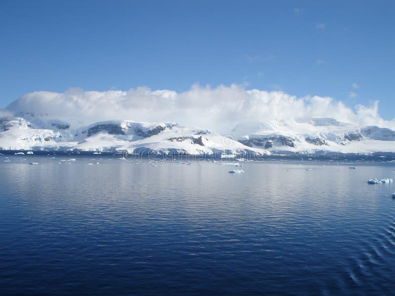 l'Antarctique image stock