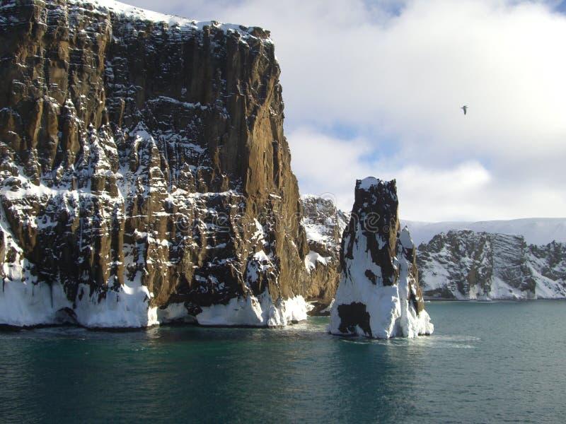 l'Antarctique image libre de droits