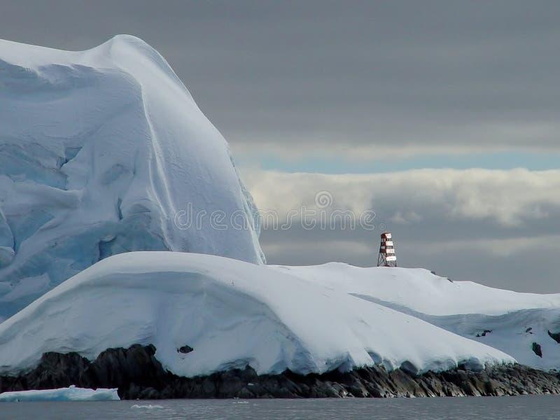 l'Antarctique photo libre de droits