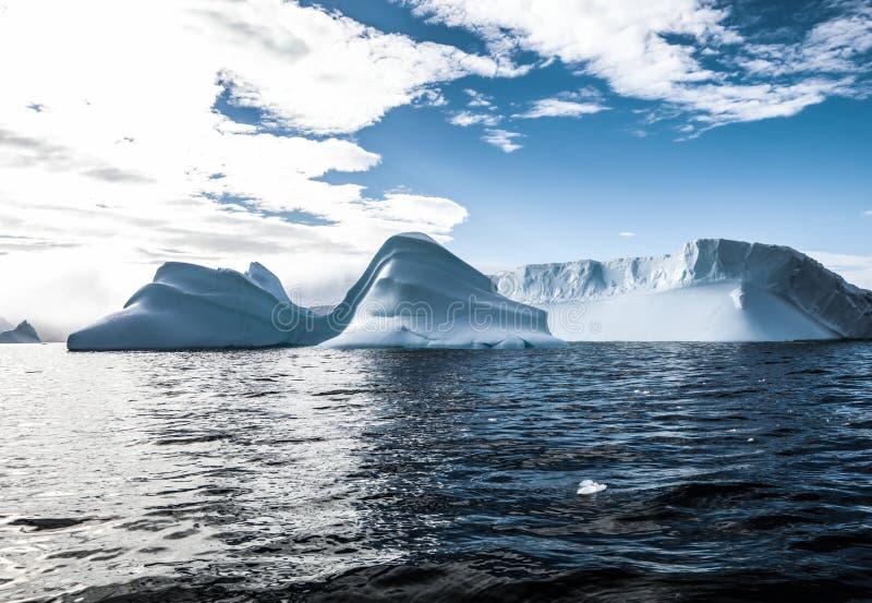 L'Antarctique en hiver images stock