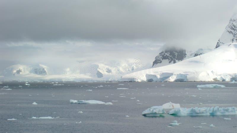L Antartide Fotografia Stock Libera da Diritti