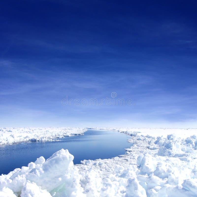 L'Antartide fotografie stock libere da diritti