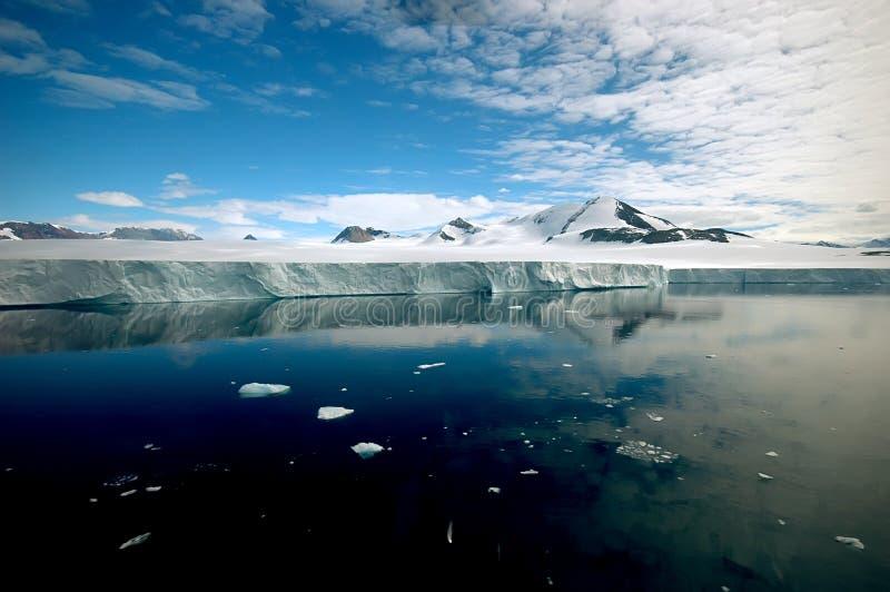 L'Antartide pura fotografia stock libera da diritti