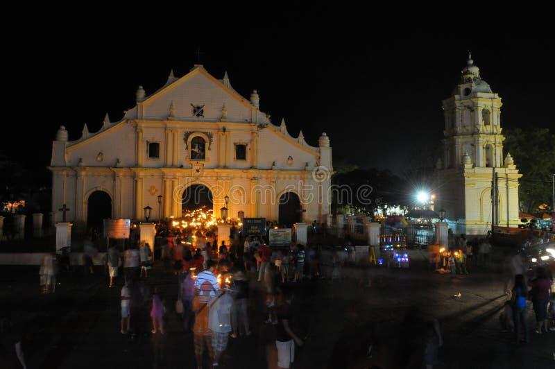 l'Antigua à Philippines image libre de droits