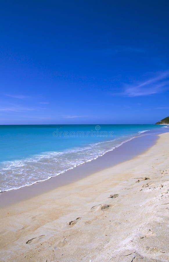 L'Antigua, des Caraïbes photographie stock