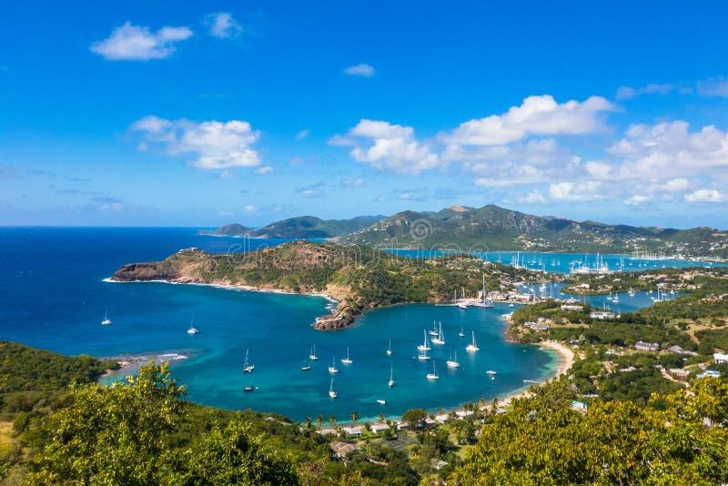 L'Antigua e Barbuda fotografia stock libera da diritti