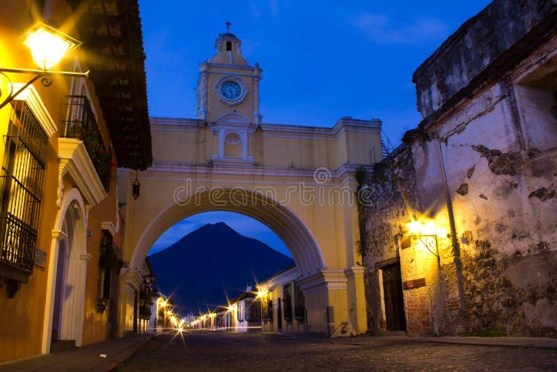 l'Antigua Guatemala image libre de droits