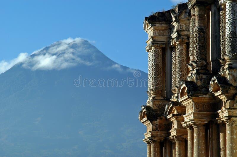 Download L'Antigua, Guatemala immagine stock. Immagine di guatemala - 7302427