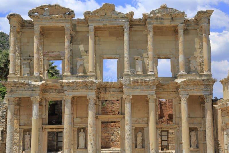 L'antique de la ville d'Efes, Turquie photographie stock libre de droits