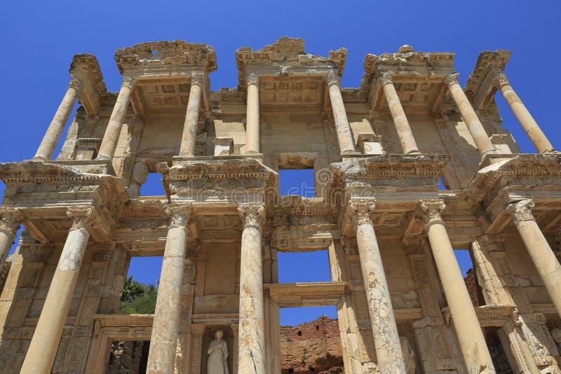 L'antique de la ville d'Efes, Turquie photos stock
