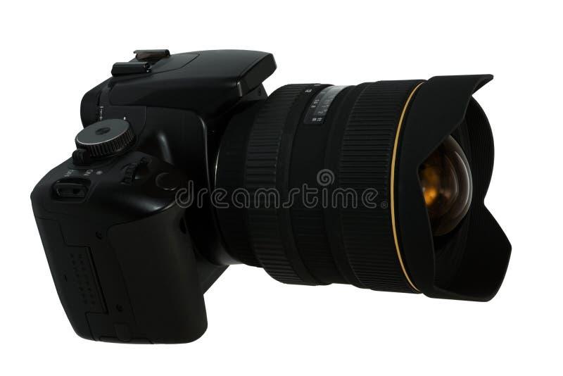 L'appareil photo numérique moderne image libre de droits