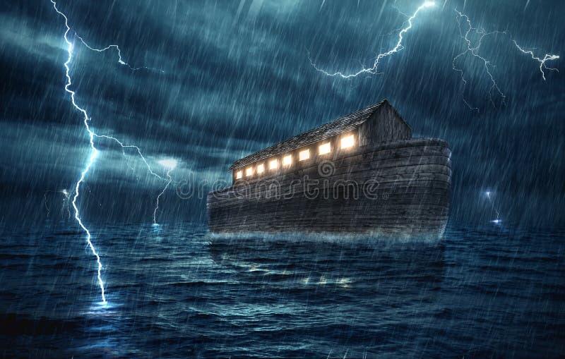 L'arche de Noé photos stock