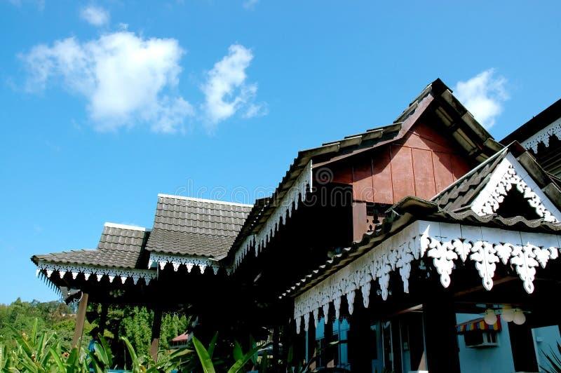 L'architecture de la Malaisie photos stock