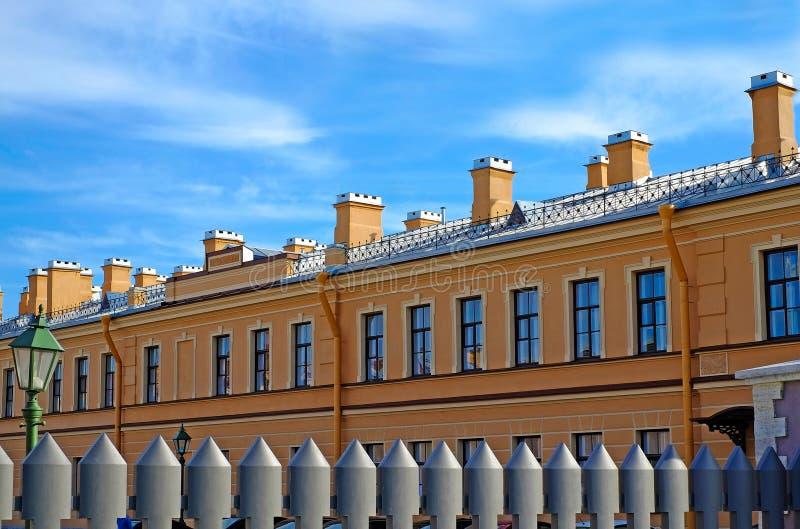 L'architettura dei monumenti storici fotografia stock libera da diritti