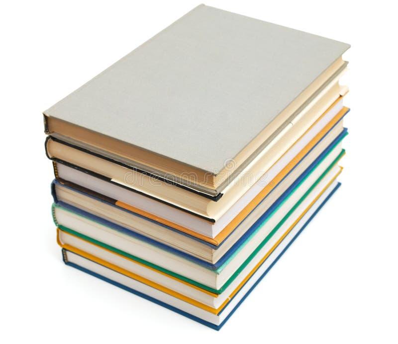 L'archivio del manuale fotografia stock