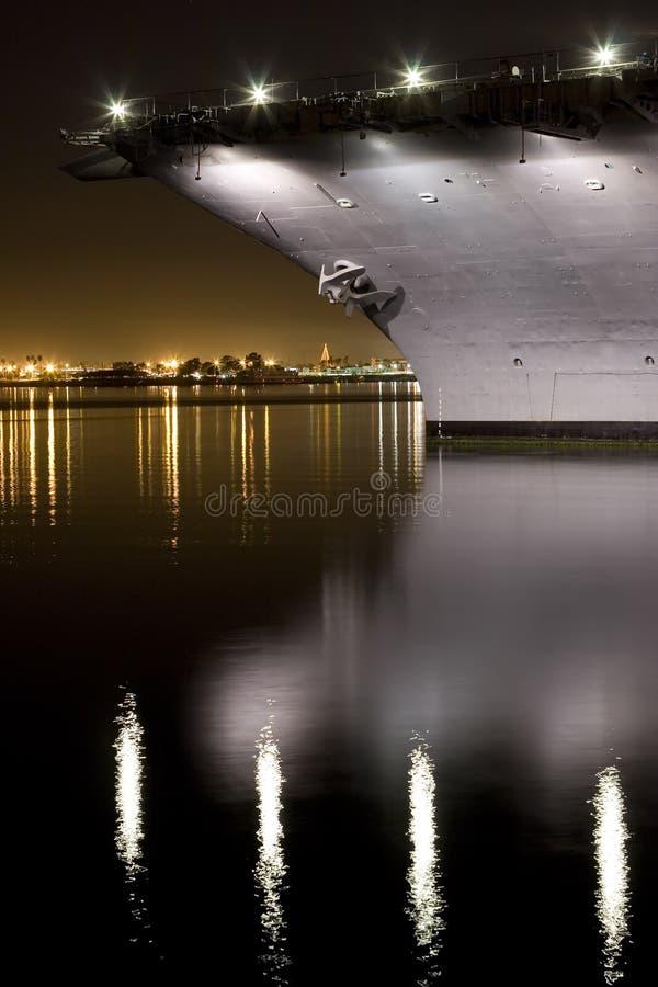 L'arco di USS intermedio fotografia stock
