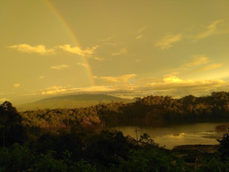 L'arcobaleno immagine stock libera da diritti