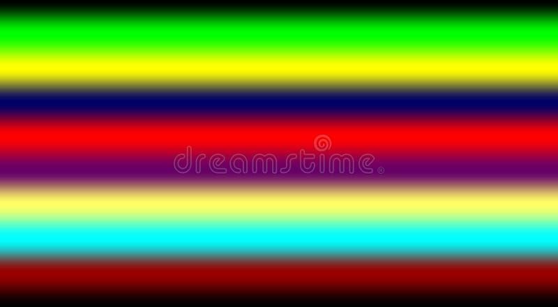 L'arcobaleno astratto colora il fondo, illustrazione di vettore della carta da parati royalty illustrazione gratis