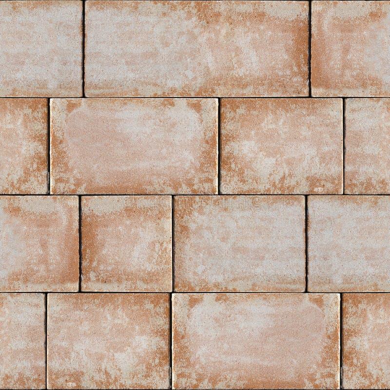 L'arenaria blocca - modello decorativo - il fondo senza cuciture immagini stock