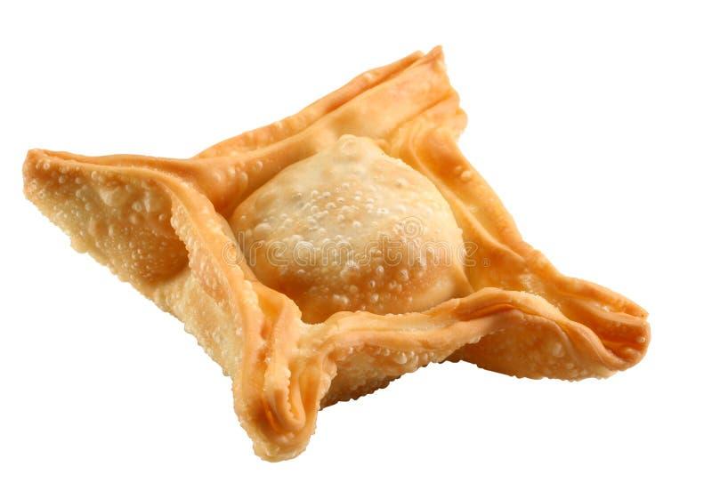 l'Argentine - le Pastelito - petite tarte frite photos stock