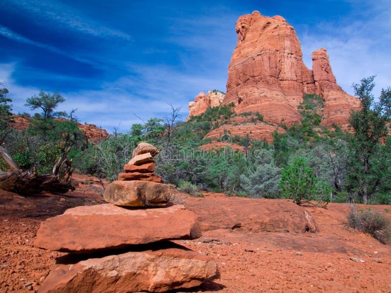 L'Arizona fotografia stock libera da diritti