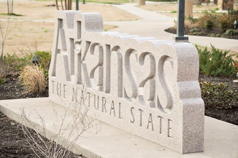 l'Arkansas images stock