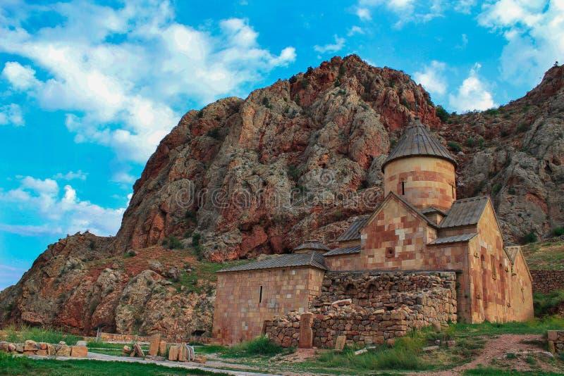 L'Armenia, Yeghegnadzor fotografie stock