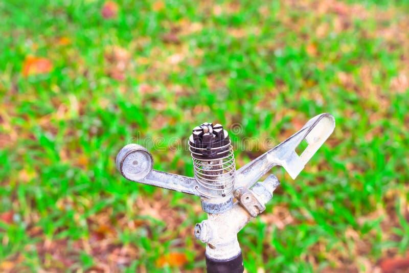 l'Arroseuse-eau photographie stock libre de droits