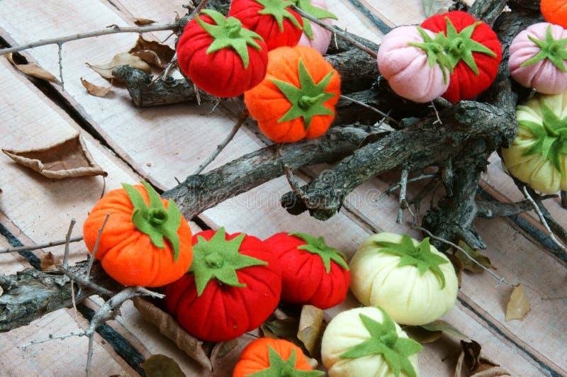 L'art abstrait, portent des fruits fait main, le Vietnam Tet images stock