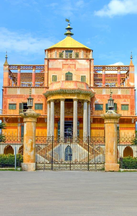 L'arte e l'architettura a Palermo fotografie stock libere da diritti